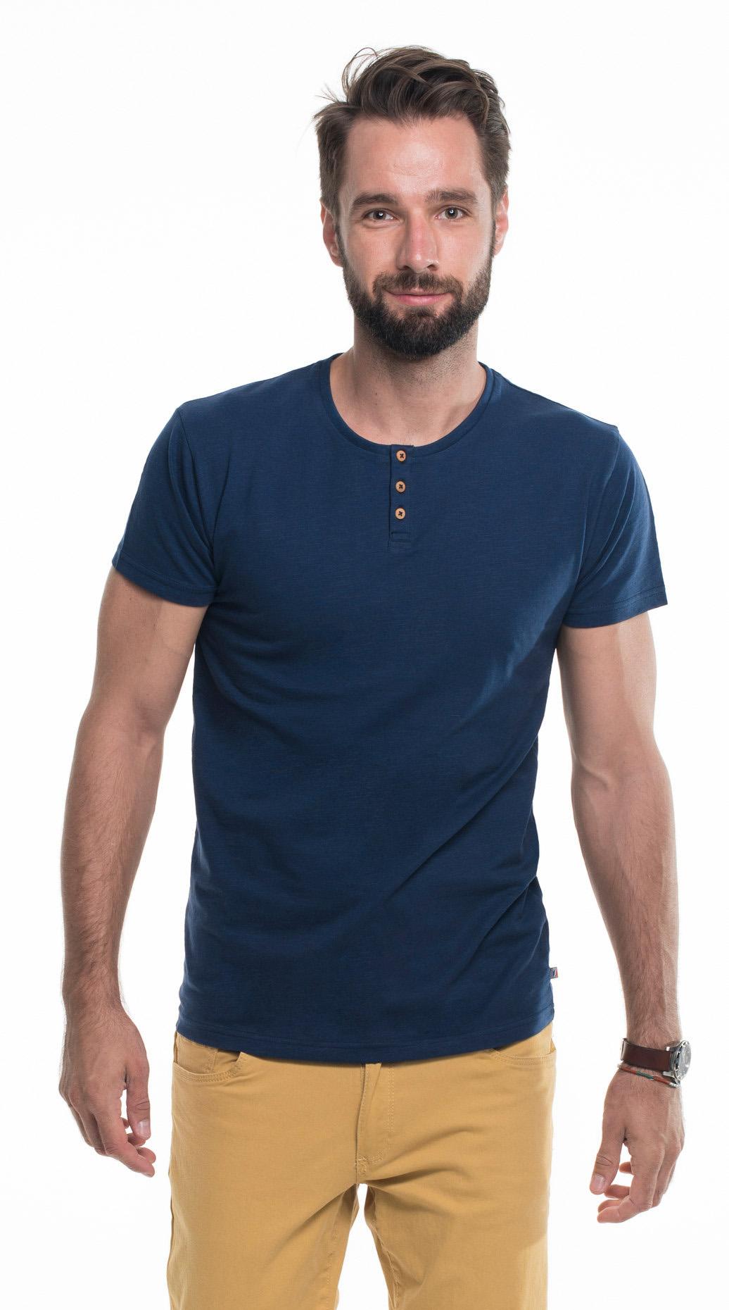 Koszulka Button