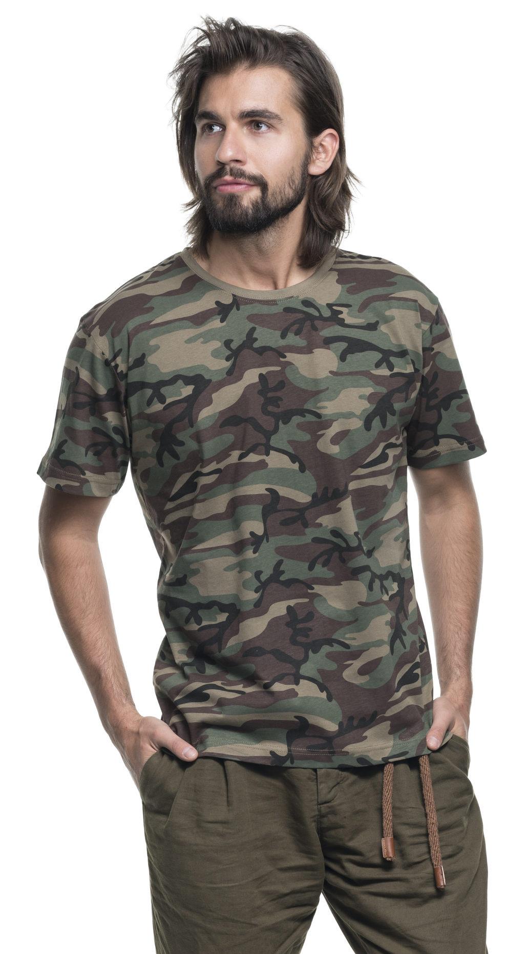 Koszulka Camo